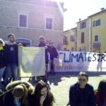 """Anche l'aziendaPierpaoli– che ha sposato la causa dell'ecobio – ha partecipato al """"ClimateStrike"""" lungo le vie di Senigallia"""