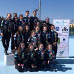Pattinaggio, gli atleti della LunA Sports Academy di Senigallia in evidenza anche in Germania
