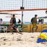 """Ultimi preparativi ai Bagni Roberto 44 di Senigallia per il """"SunSen"""" il primo grande evento di beach volley dell'estate 2019"""