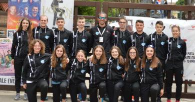 I giovani senigalliesi della LunA Sports Academy protagonisti ai campionati italiani di pattinaggio