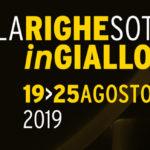 """Il Festival """"Ventimilarighesottoimari in Giallo"""" sarà presentato al Salone Internazionale del Libro di Torino"""