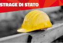 Ancora troppi morti sul lavoro: lunedì manifestazione alla Fiat di Jesi